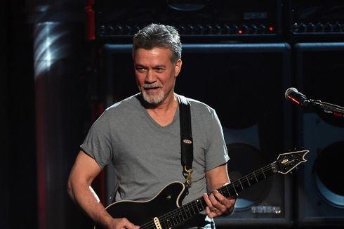 Gitaris Legendaris Eddie Van Halen Meninggal Dunia akibat Kanker
