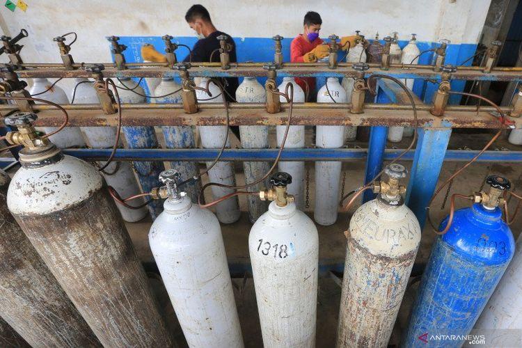 Mendag Janji Impor Alkes dan Tabung Oksigen Tak Terkendala Birokrasi di  Pelabuhan