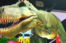 Semua Permainan di Tempat Ini Bertema Dinosaurus