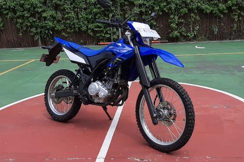 Meninjau Desain Yamaha WR 155R yang Gagah