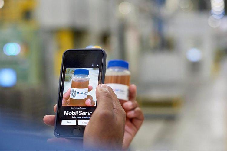 Mobil Serv Lubricant Analysis