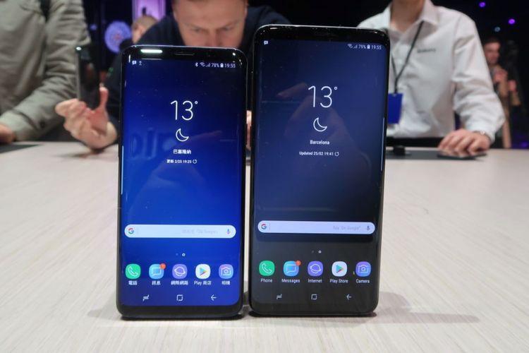 Apa Bedanya Galaxy S9 dan Galaxy S9 Plus?