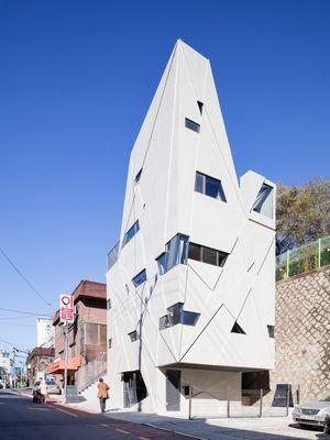 Rumah Dogok Maximum di Seoul.