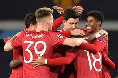 Man United Vs RB Leipzig - Rashford Hattrick, Setan Merah Menang Telak 5-0