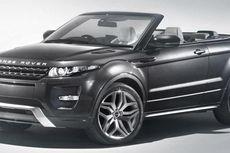 Range Rover Evoque Tanpa Atap Siap Dijual