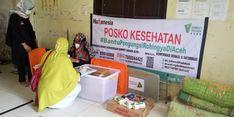 Bantu Pengungsi Rohingya, Dompet Dhuafa Aceh Buka Posko Kesehatan