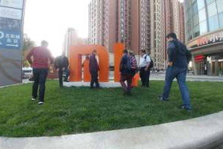Menyusuri Kantor Berjiwa Muda Xiaomi Di Beijing Halaman All Kompas Com
