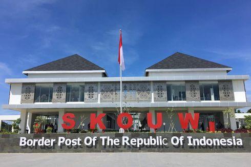 Selasa Besok, Pos Perbatasan Indonesia-Papua Nugini Diresmikan