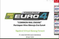 Sistem Common Rail Efisien Tingkatkan Bisnis Pelanggan Hino