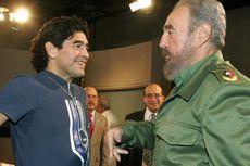 Kisah Maradona dan Persahabatannya dengan Para Pemimpin Kiri Amerika Latin