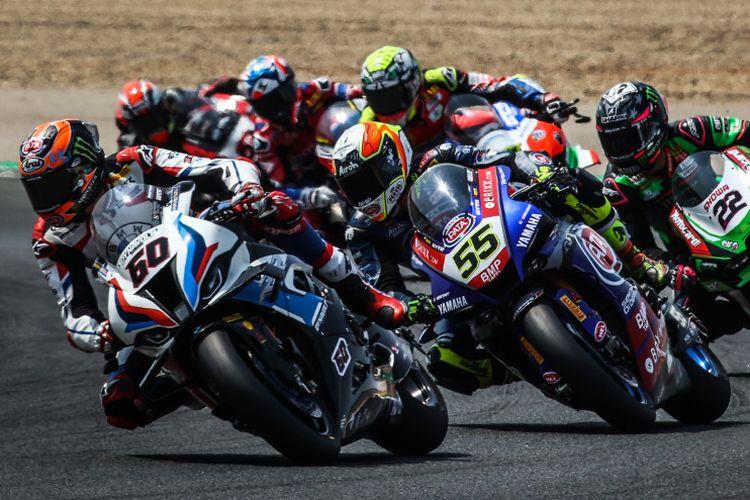 Seri terakhir World Superbike (WorldSBK) 2021 akan digelar di Sirkuit Mandalika
