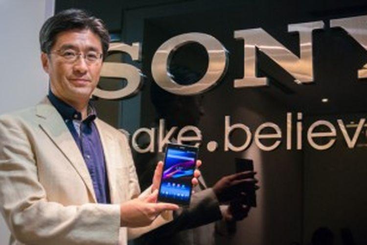 CEO Sony Mobile Communications Kunimasa Suzuki