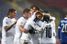 Bosnia Vs Italia - Menang Meyakinkan, Gli Azzurri ke Semifinal UEFA Nations League