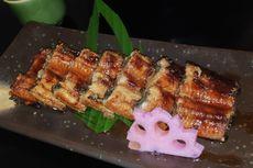 Promo Sajian Serba Belut di Restoran Jepang Hotel Jakarta