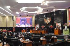 Pimpinan DPRD DKI Periode 2019-2024: Prasetio Edi, M Taufik, Zita Anjani, Suhaimi, Misan Samsuri