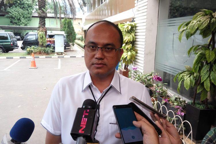 Direktur Reserse Kriminal Khusus Polda Metro Jaya Kombes Adi Deriyan