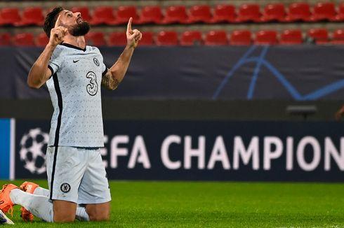 Sempat Meledak di Chelsea, Giroud Jadi Target Dua Klub Italia
