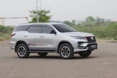 Merasakan Kenyamanan Interior Toyota Fortuner Facelift