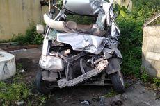 Kecelakaan di Tol Bawen, Gran Max Tabrak Truk, Satu Tewas