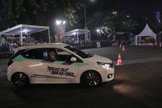 Keseruan Seri Final Honda Brio Saturday Night Challenge