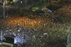 Tuntut PM Lengser, Demonstran Israel Tetap Patuhi Social Distancing Saat Unjuk Rasa