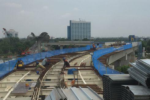 Baru 68,05 Persen, Ini Kendala Pembangunan LRT Palembang