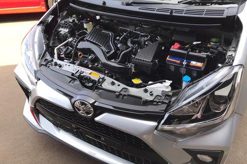 Kuras Oli Power Steering Toyota Agya, di Mana Letak Pembuangannya?
