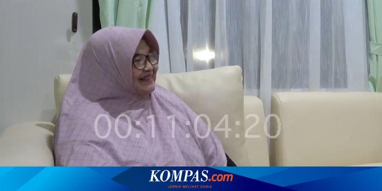 Saat Wawancara Siti Fadilah dengan Deddy Corbuzier