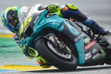 Rossi Sebut Semakin Banyak Crash di MotoGP Saat Ini