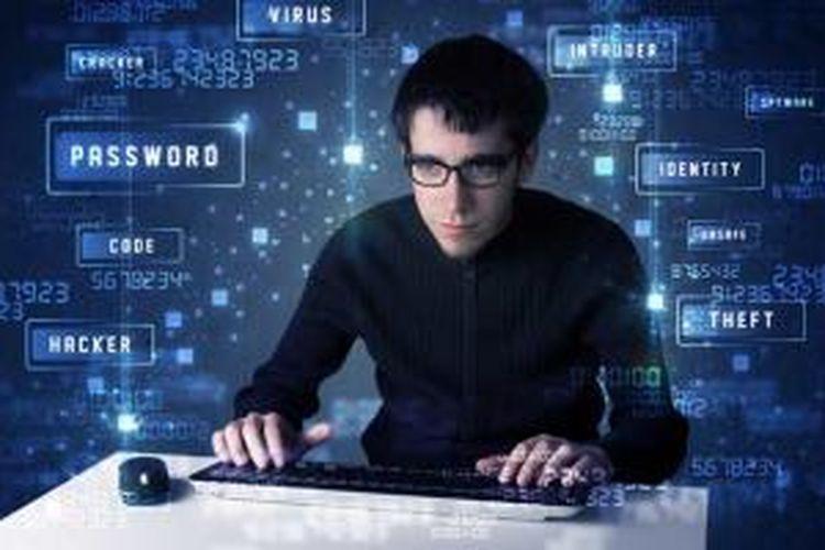 Waspada pencurian password saat transaksi kartu kredit online