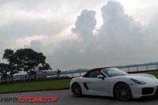 Jajal Performa Boxster GTS Langsung di Markas Porsche Asia-Pasifik