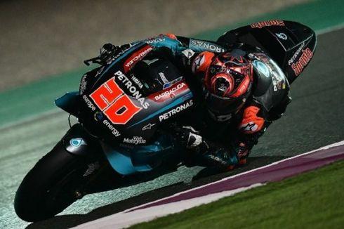 Kejutan di Kualifikasi MotoGP Spanyol, Pebalap Pemula Start Terdepan