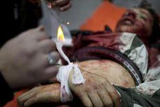 Oposisi Tuding Pemerintah Suriah Pakai Senjata Kimia