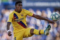 Jordi Alba Belum Punya Pelapis, Kutukan Bek Kiri Barcelona Berlanjut