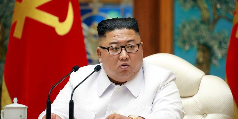 Pakar Sebut Kim Jong Un Tidak Sehat di Tengah Tang