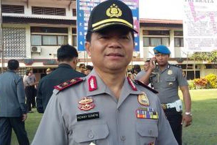 Kapolda Bali Irjen Pol Ronny Franky Sompie.