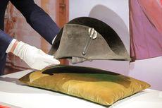 Topi Bicorne Peninggalan Napoleon Dilelang, Laku Miliaran Rupiah