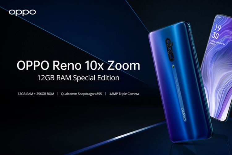 OPPO Reno 10x zoom 12GB