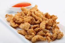 Bakar Kalori Kulit Ayam Goreng Seporsi Butuh Olahraga 30 Menit