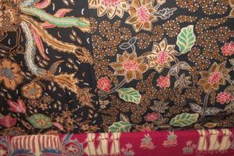 Ragam motif batik kudus.
