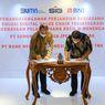 Semen Indonesia dan BNI Kerja Sama Bangun Solusi Digital Value Chain