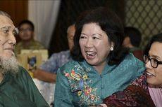 Saat Sri Mulyani Ucapkan Selamat ke Mari Elka yang Jadi Direktur Pelaksana Bank Dunia...