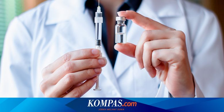 Riset Tunjukkan, Tingkat Kepercayaan Vaksin di Indonesia Menurun