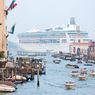 Venesia Terancam Dicoret dari Situs Warisan Dunia, Kapal Pesiar Dilarang Masuk