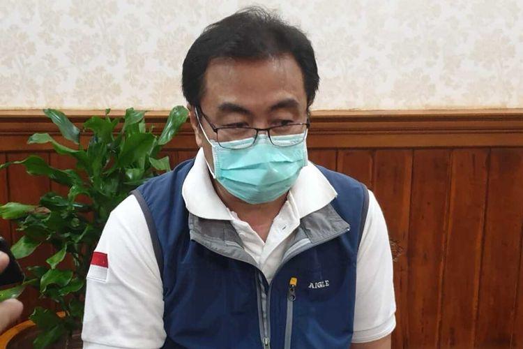 Dirut RSU dr Soetomo Surabaya, dr Joni Wahyuhadi