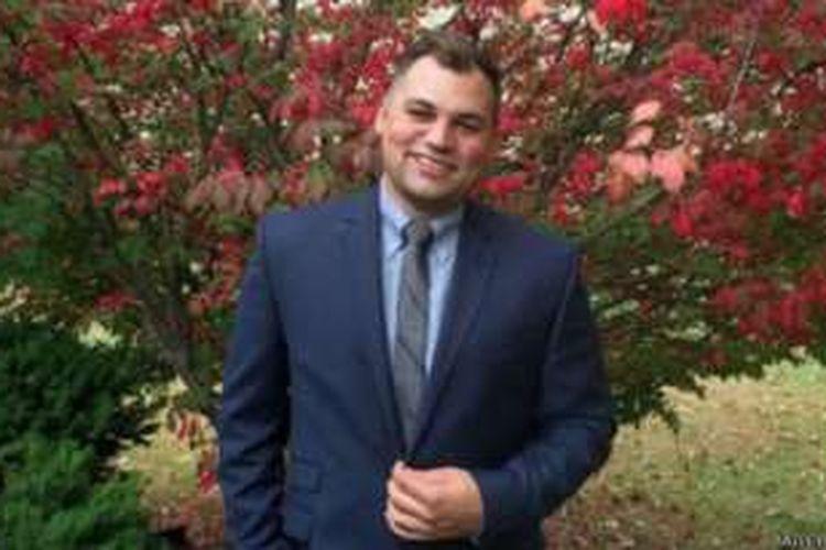 Brryan Jackson, 24 tahun, berharap ayahnya mendekam di balik jeruji besi selama mungkin.