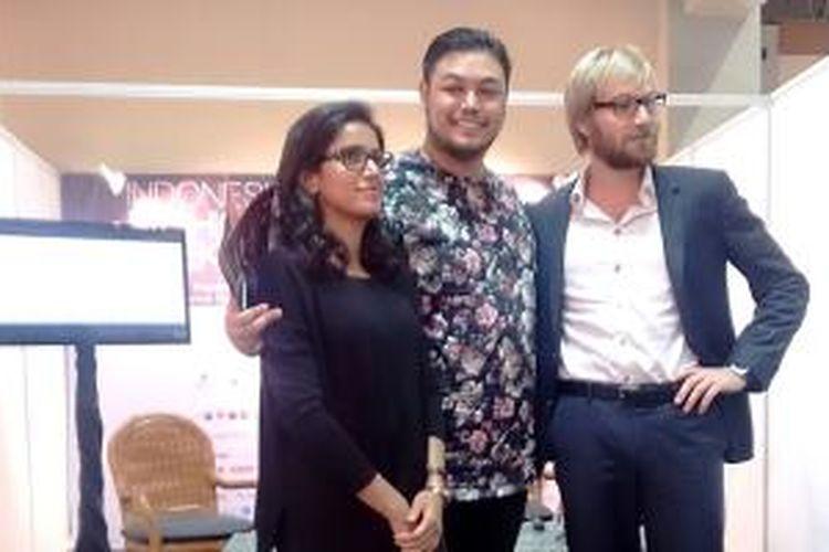 Dalam jumpa pers sebelum acara fashion show-nya dimulai, desainer Ivan Gunawan mengatakan bahwa ketakutan terbesar itulah yang akhirnya mengilhami dirinya untuk merancang koleksi busana terbaru bertajuk Thalassa.