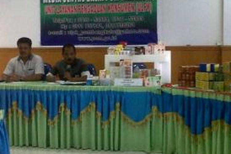 Puluhan kosmetik illegal dan jamu kuat ditemukan oleh BPOM Provinsi Bengkulu