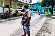 Kronologi Mantan Cabup Todongkan Pistol ke Tukang Galon, Saksi: Cekcok Usai Senggolan, Pelaku Tembakkan Senjata