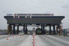 Jumat Besok, Jokowi Resmikan Tol Terbanggi Besar-Kayu Agung